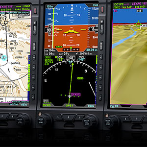Electronic Flight Instrument Systems